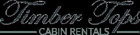 Timber Tops Luxury Cabin Rentals logo