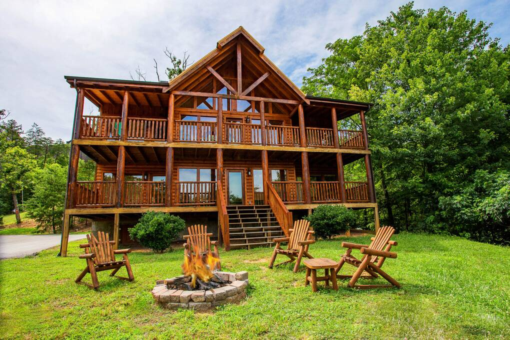 Big Bear 4 Bedroom Cabin Rental