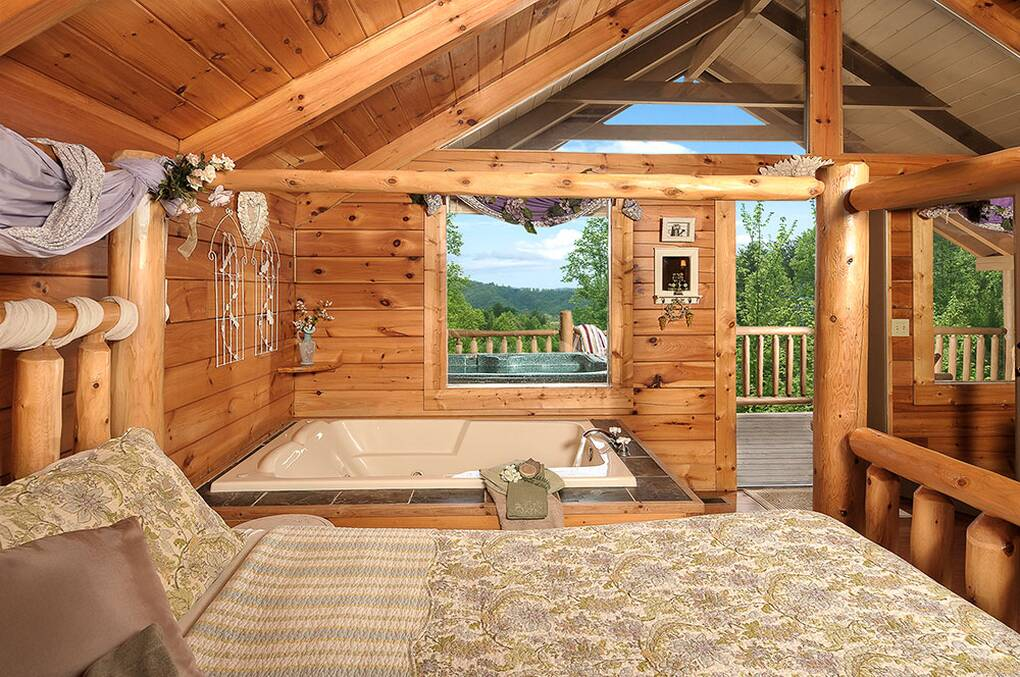 gatlinburg cabins mountain rent tennessee smoky from cabin for rentals