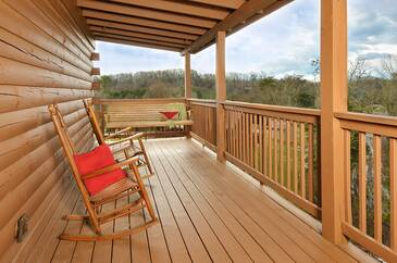 Away from it All  2 Bedroom Cabin Rental