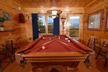 19 Pool Table