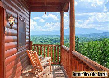 Blue Ridge Heights 4 Bedroom Cabin Rental