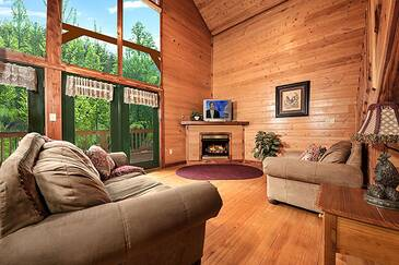 Country Manor 1 Bedroom Cabin Rental
