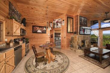 BearlyRusti_Dining to Living Room